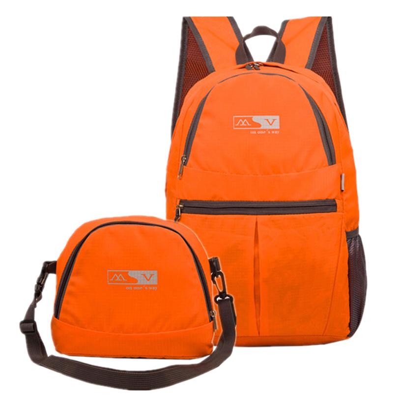 women ang men rucksack good quality travel backpack folding women backpacks nylon shoulder bag for female B51203E<br><br>Aliexpress