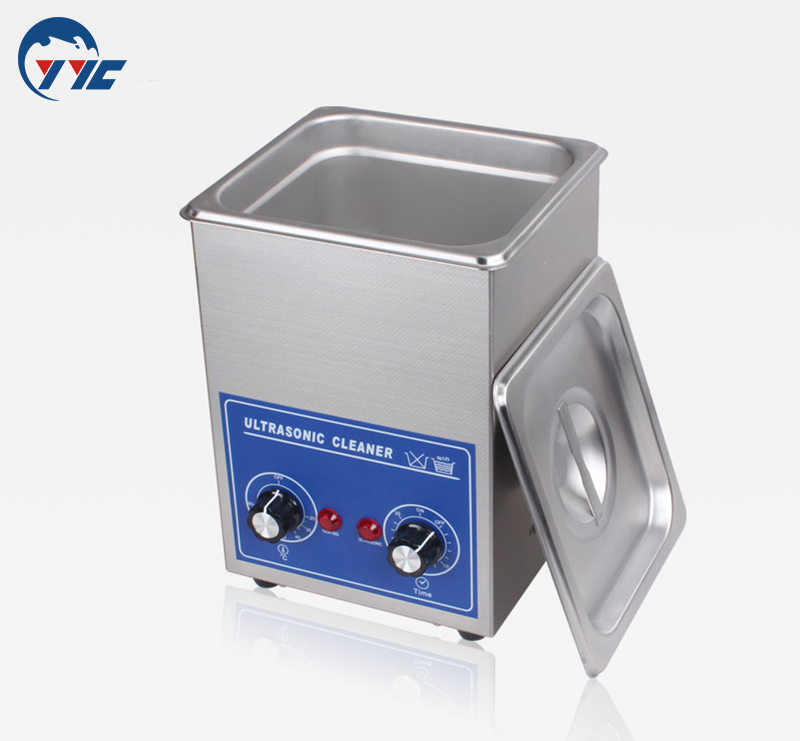 PS-10A 110V / 220V Industrial Digital Ultrasonic Cleaner 2L Timing & Heating Cleaning Machine With Free Basket For Parts Clean(China (Mainland))