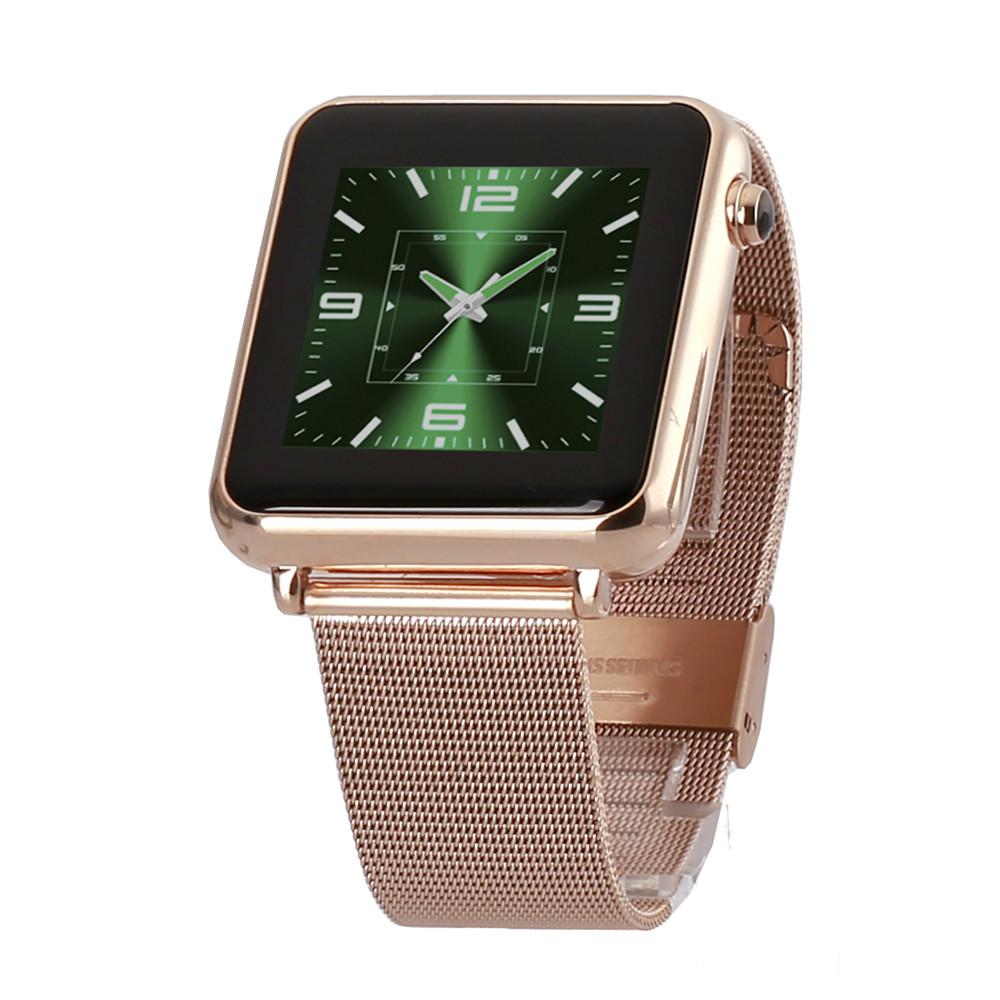 2016 IP67 Waterproof Smartwatch L1 Bluetooth Smart Watch Wristwatch Reloj Inteligente for Apple iPhone Samsung Android
