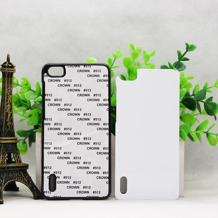 2D DIY Sublimation Heat Press PC cover case Metal Aluminium plates for Huawei honor 6 5.0inch 20ps/lot