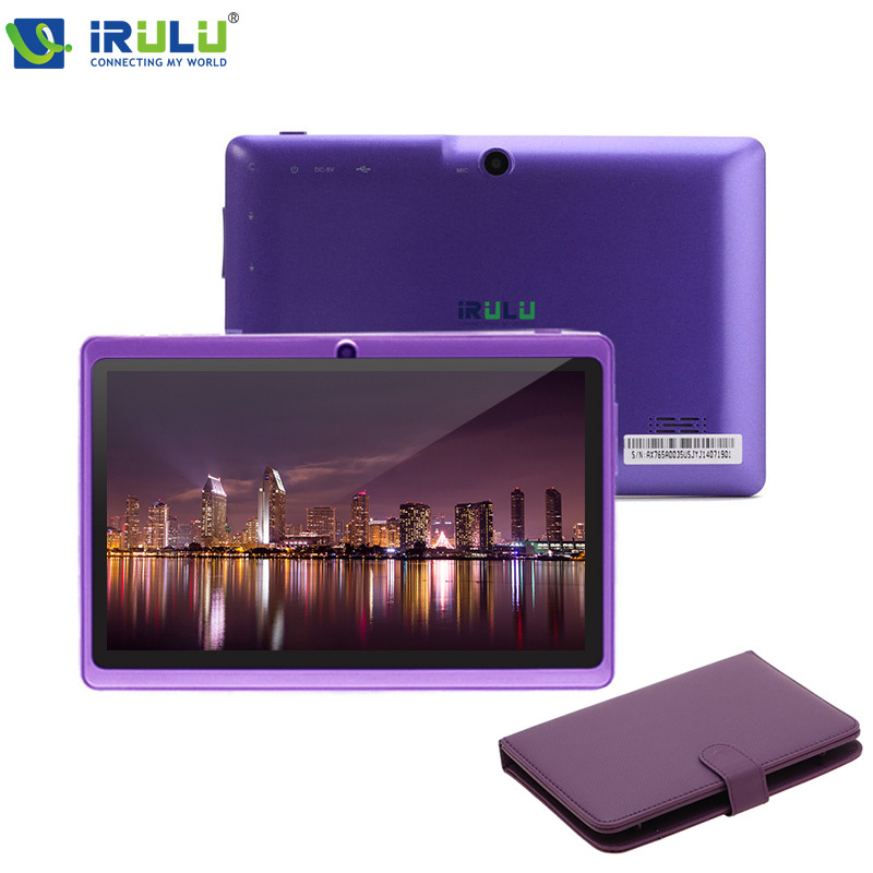 iRULU eXpro 7 Tablet PC Android 4 4 Kitkat Quad Core 1024 600 HD 16GB ROM