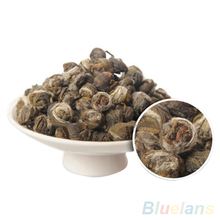 100g Chinese Organic Premium Jasmine Dragon Pearl Ball Natural Green Tea 2MZ1