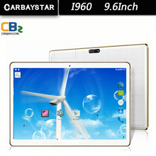 CARBAYSTAR 9.6inch Tablet pc Google Android 4.42 4GB RAM 64GB ROM Tablet Bluetooth GPS Dual Sim Card Tablets Octa Core MT6592(China (Mainland))