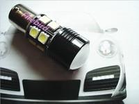 2 x 1156/ BA15S CREE 9W power cold white led car reverse lights, turn signal lights, brake lights, free shipping!
