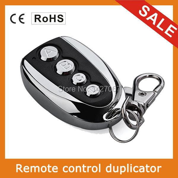Excellent 433.92mhz garage door opener universal remote control duplicator(China (Mainland))