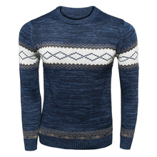 Buy 2017 New Men Casual O-neck Pullover Christmas Sweater Mens Knitted Sweaters Vintage Jumpers Winter Autumn Clothing 13M0239 for $29.43 in AliExpress store