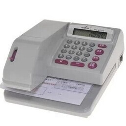2015 new arrival point of sale Hl-2006 check printer hl-06 check printer check machine Free shipping(China (Mainland))