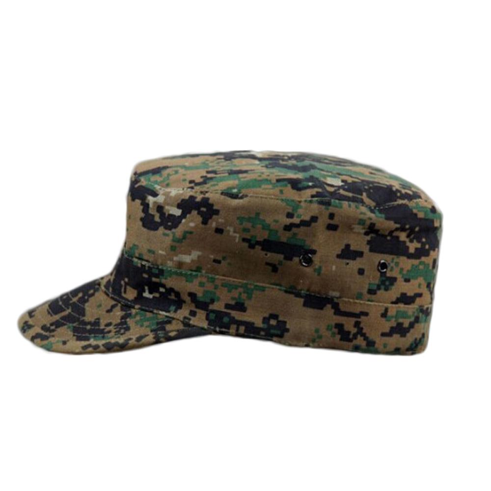 HOT New Unisex Men Women Camo Camouflage Patrol Hat Army Military Caps Gorras Snapback Baseball Cap Trucker casquette Cheap Z1(China (Mainland))