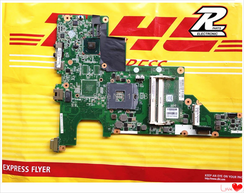 for hp Compaq Presario CQ57 Intel Motherboard 646177-001 Genuine Laptop mainboard  Tested ok<br><br>Aliexpress