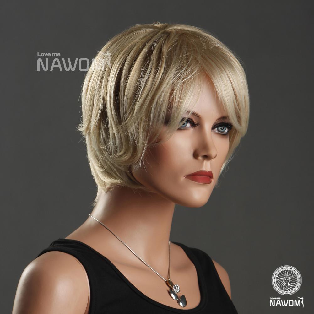 Парик из искусственных волос NAWOMI 24 , W3092 парик из искусственных волос nawomi 100