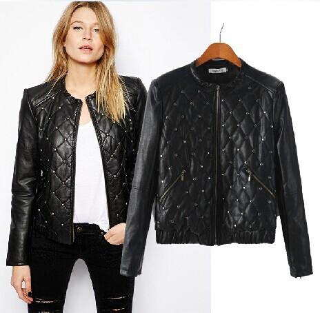 Leather Jackets Girls - Jacket