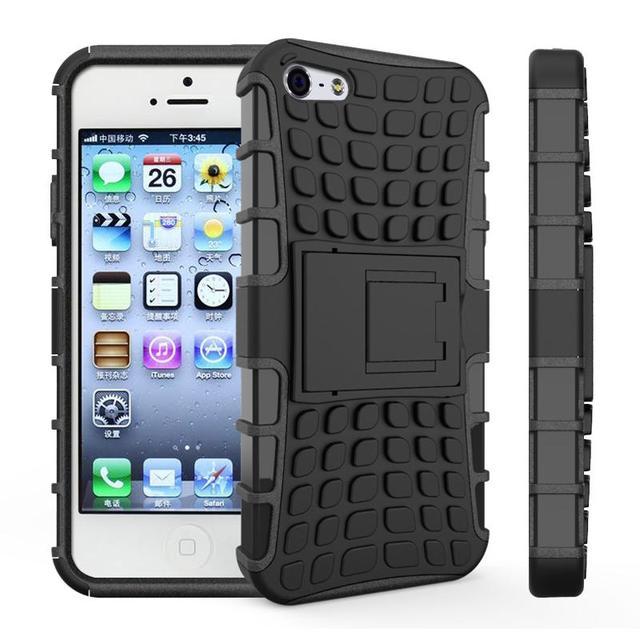 Case Iphone 5 5S silikonowe odporne różne kolory