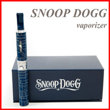 SDOG Fashion Snoop Dogg Dry Herb Electronic Cigarette Kits for Healthy Herbal Vaporizer  Dry Herb Vaporizer  free ship