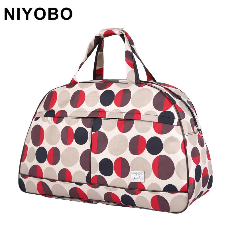 Women Travel Bag 2017 Korean Style Men Bag Luggage Duffel Bag New Handbag Bolsa Feminina PT560