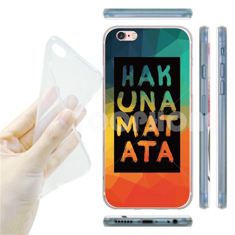 Untin Thin Soft Transparent Unique Phone Case Design for iphone 5 5s 6 6s/plus TPU Silicon Cover Capa Case