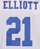 21 Ezekiel Elliott 9 Tony Romo 22 Emmitt Smith 50 Sean Lee 82 Jason Witten 88 Dez Bryant Color:Green White Size:M~XXXL(China (Mainland))