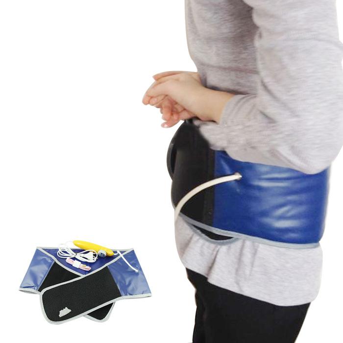 Fantastic Sauna Fat Burning Belt Slimming Healthy Diet Fat Burner Exercise Weight Lose Belt Body Massager Slimming Belt(China (Mainland))