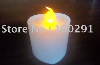 wholesale charming lovely  Button cell operated LED Candle light use in the bar, Christmas Day and other festivals
