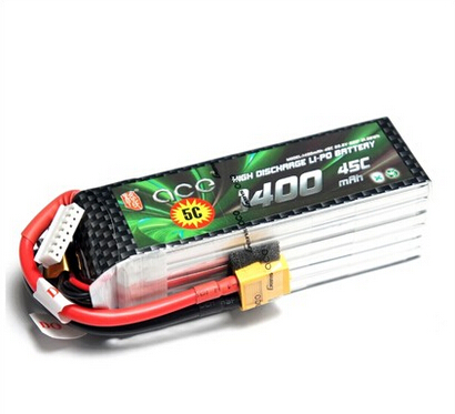 Фотография ACE 1400mAh 6S 22.2v 45C format GUAI X3 lithium battery Yatuo 450L battery