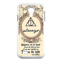 Marauder's Map Harry Potter White Edge Cover Case Galaxy S3 S4 S5 Mini S6 S7 edge Note 2 3 4 A3 A5 A7 2015 J1 J5 J7 2016 E5 - CiCi Art store