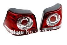 MK5 Jetta Style LED Tail Light For VW Volkswagen Golf MK4(Hong Kong)