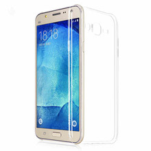 TPU Cover Samsung Galaxy J1 J1ACE J2 J3 J5 J7 2016 J120F J210F J310F J510F J710F Ultra Thin Soft Crystal Back phone case - owen's Electronics factory store