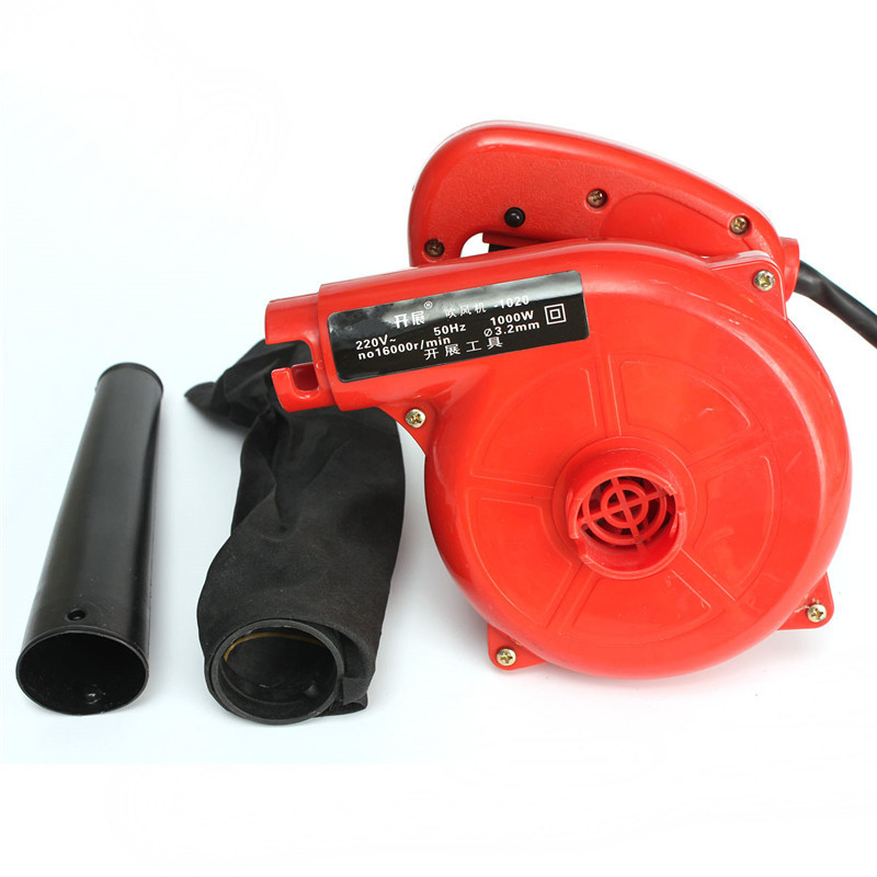 New Arrival Electric Hand Operated BlowerFor Cleaning Computer Electric Blower Computer Vacuum Cleaner Suck Dust Blow Dust(China (Mainland))