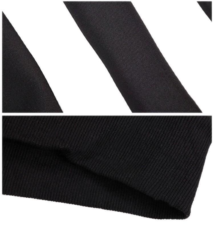 хип-хоп Толстовки полоса мужчины спортивной длинными рукавами свободные случайные пуловер с капюшоном толстовки mwy020