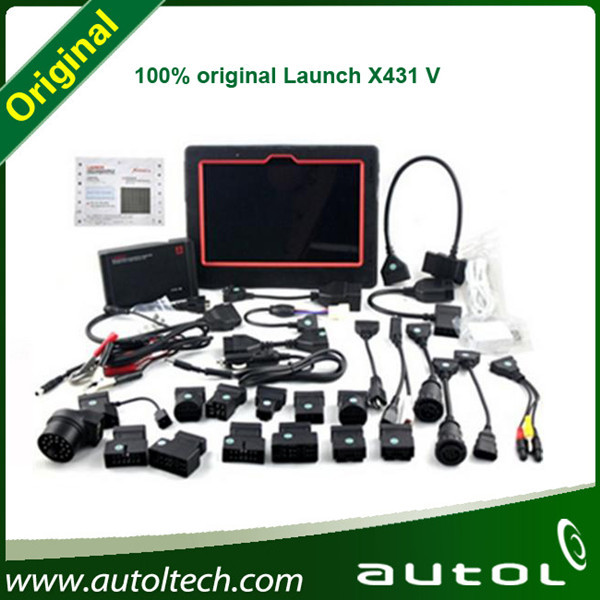 2015 Launch X431 V(X431) Wifi Bluetooth Tablet Full System Diagnostic Tool OBDII OBD2 scanner good (X431 Diagun Master IV)(China (Mainland))