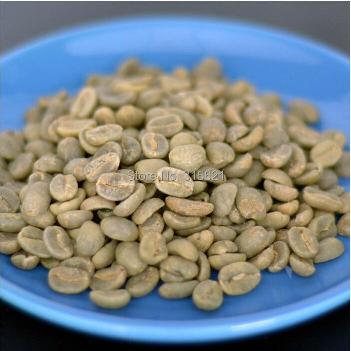 New arriving 500g Colombia Huila Washed Supremo Green coffee beans Free shipping