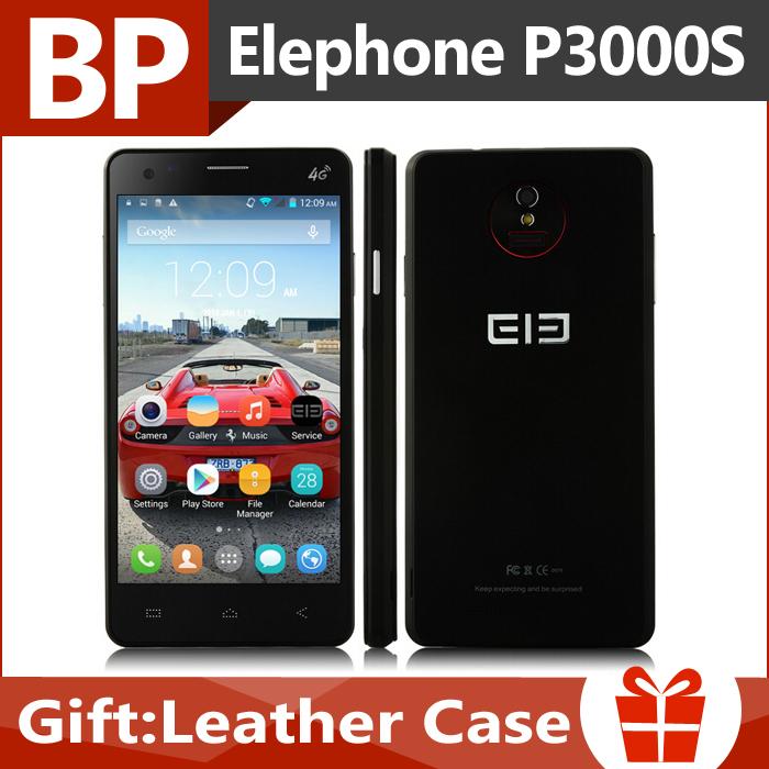 Мобильный телефон Elephone P3000S 4G FDD LTE 5/hd MTK6592 4.4 2 3 16 13 мобильный телефон lenovo a616 4g fdd lte 5 5 ips mtk6732m 512 8 5 gps dual sim