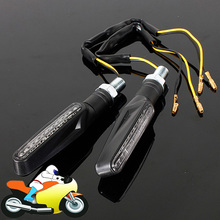 Motorcycle Bike Turn Signal Light Indicator Lamp