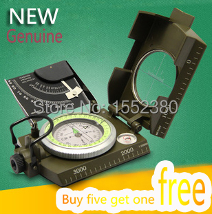 eyeskey compass high-end us military map compass survival compass portable compass free shipping SK4076(China (Mainland))