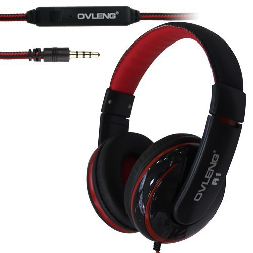 OVLENG A1 Universal Dr dre.Headphones with Mic Fone De Ouvido Go Pro Headset for All Audio Devices Earphone(China (Mainland))
