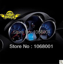 Car Instrument Decoration Ornament Cruz high 1.8SX Instrument Panel Ornament Cruz Electroplated decotaion ring