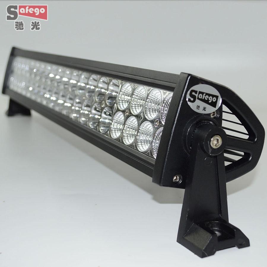 22 inch LED bar offroad 120W led light bar off road 4X4 fog work lights for trucks tractor ATV Spot Flood Combo led lightbars