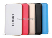 20pcs/lot Power Bank 20000mah Carregador Bateria Externa Portatil Extra powerbank 20000 mah Free fedex(China (Mainland))