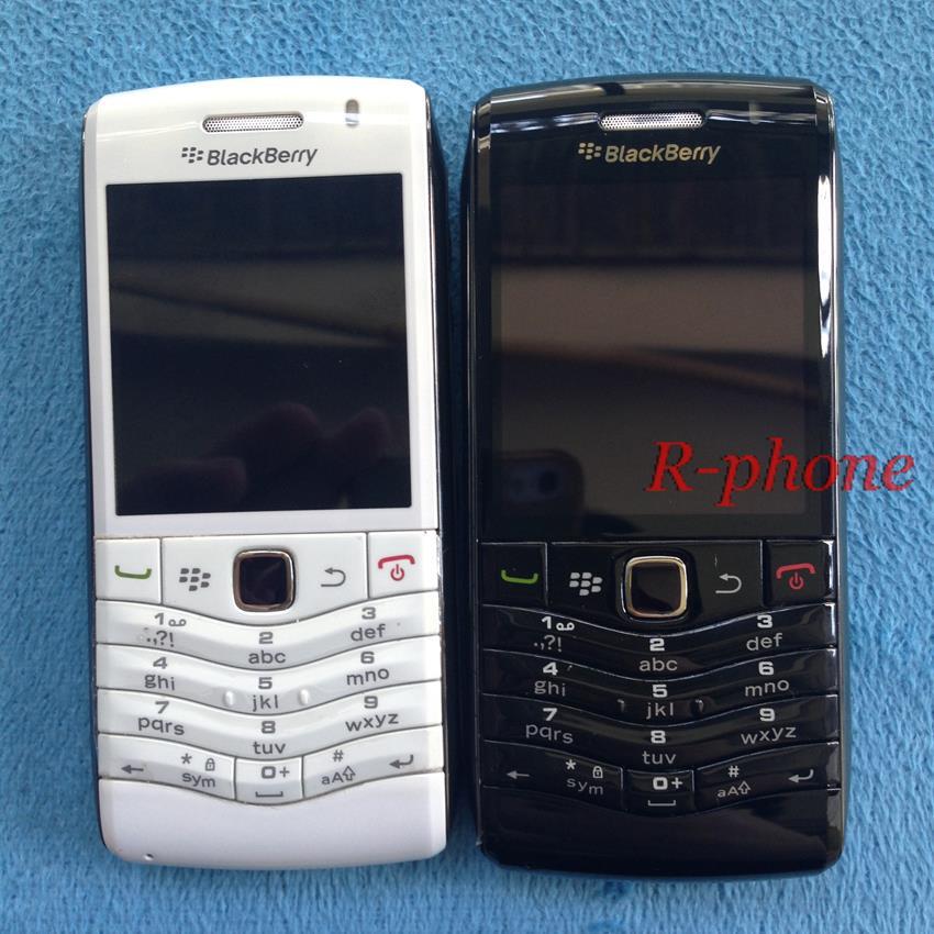 Original Refurbished BlackBerry Pearl 9105 Mobile Phone 3G GSM WiFi Smartphone Quadband Unlocked & White & One year warranty(China (Mainland))