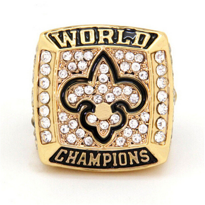 CR-20340 Defective New Orleans Saints Super Bowl Championship Ring - Hand Make My Day store