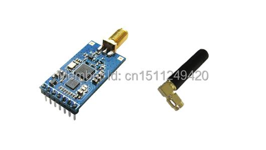 3~4km Long Range SX1278 SX1276 Data Radio Modem Star Network DRF1278DM(China (Mainland))