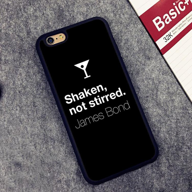 james bond iphone 7 case