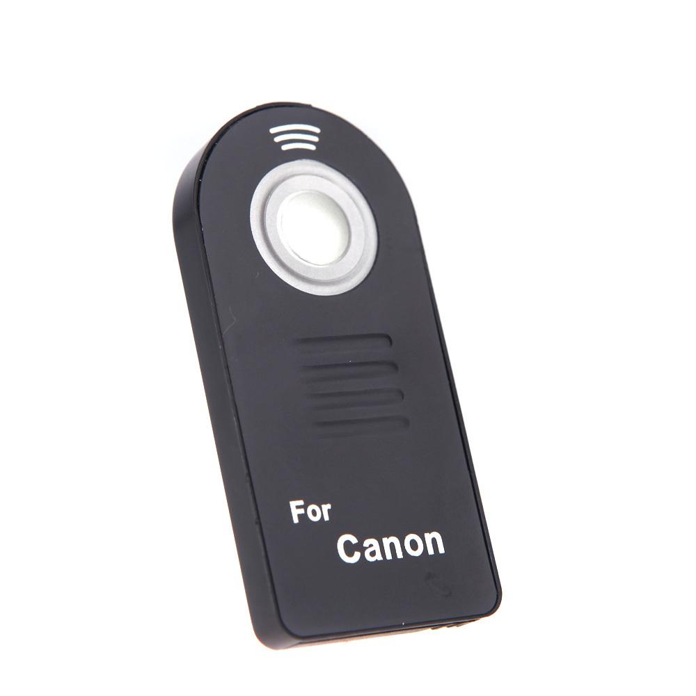 50% Off IR Wireless Infrared Shutter Release Remote Control for Canon 60D 400D 450D 550D 600D Rebel XTi XSi T1i DSLR Camera(China (Mainland))