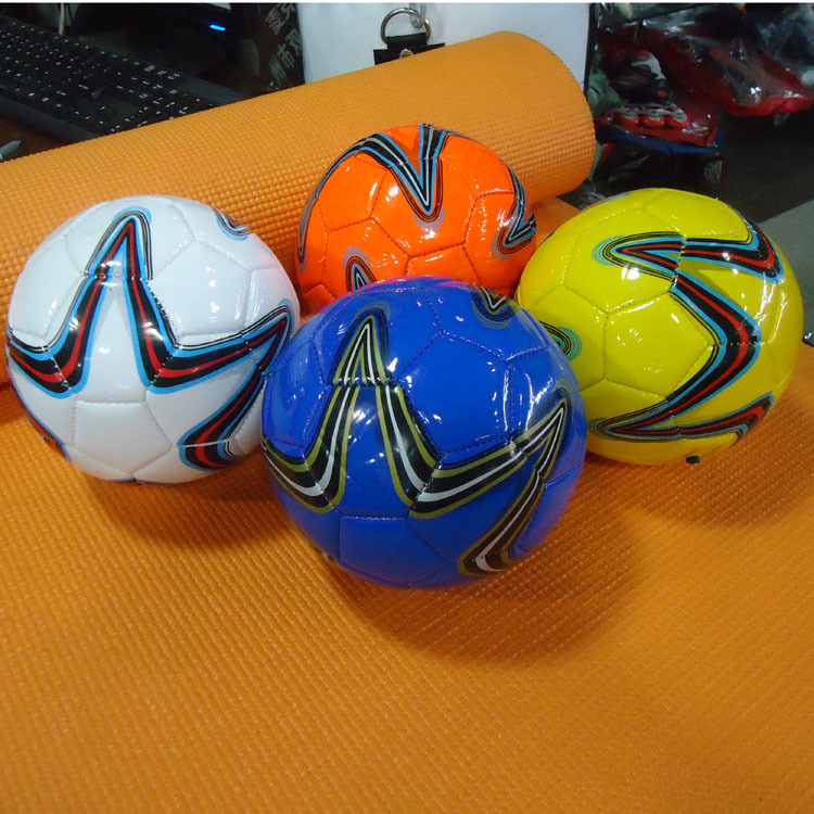 Free Shipping 2015 new style mini size 2 soccer ball/Laser material/kids football soccer balls for children(China (Mainland))