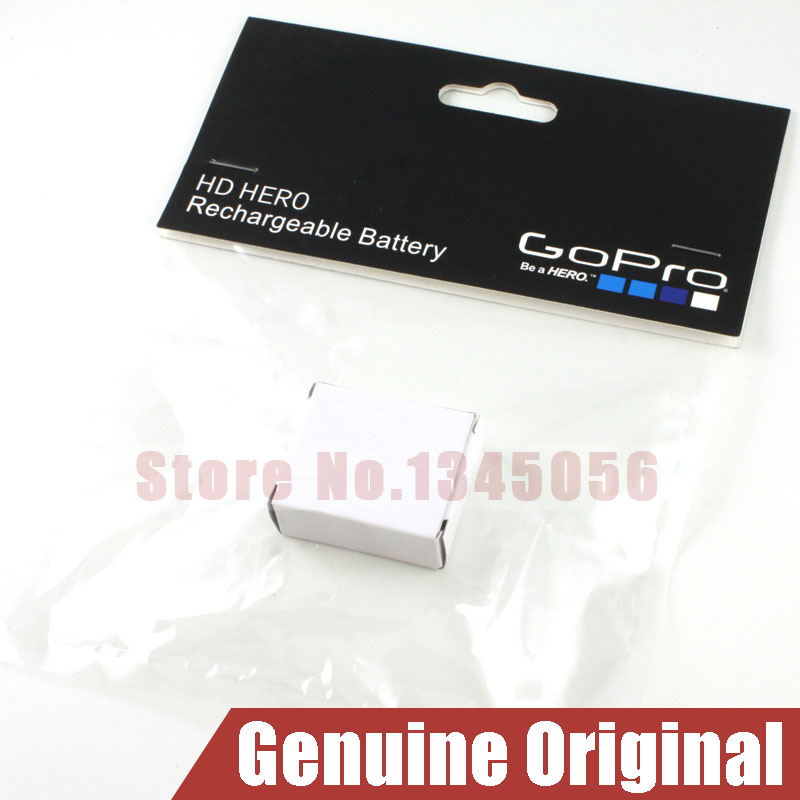 100 New Original Battery AHDBT 302 for GoPro GO PRO go pro AHDBT 301 201 HD