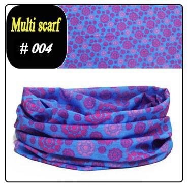 Женский шарф multi