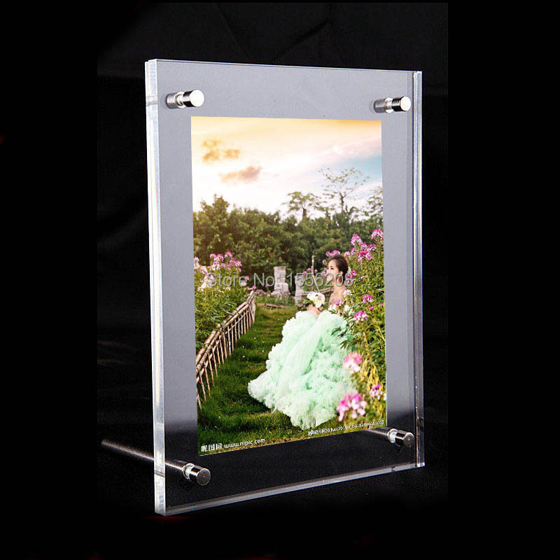 Gt3167 A3 Acrylic Photo Frame Desktop Poster Picture Stand Holder