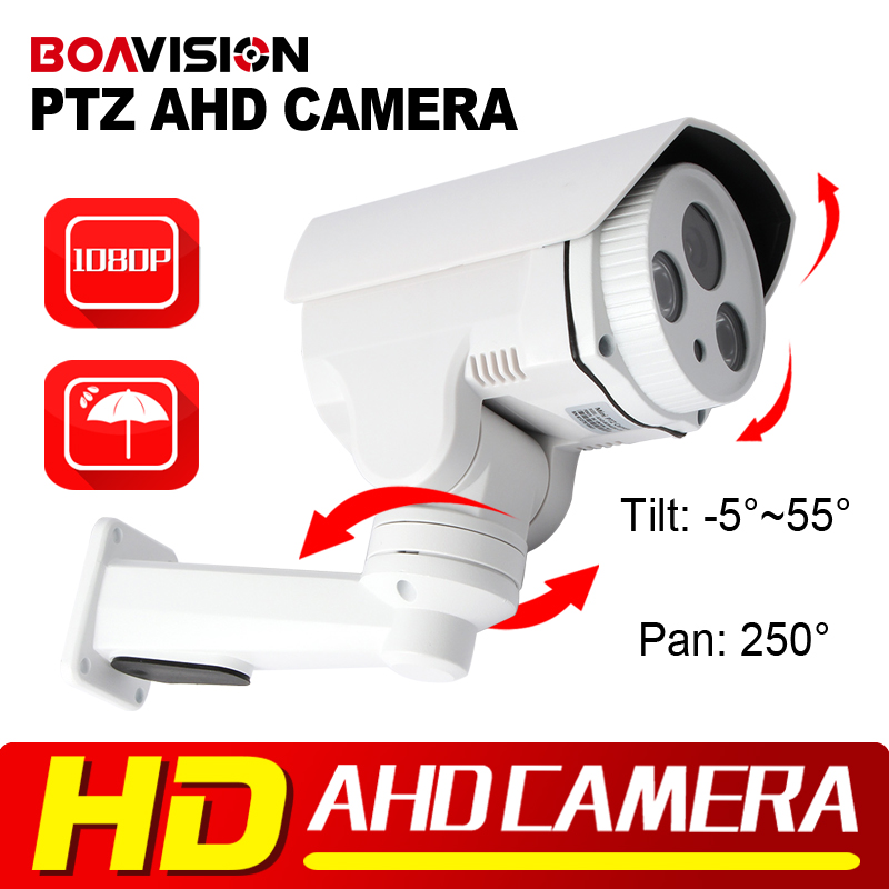 security hd 2mp ahd ptz 1080p waterproof outdoor