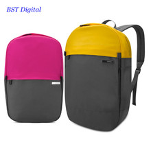 High Quality 13 14 inch waterproof Laptop backpack 20L Casual sports travel bags for Teenage Girls college school bag(China (Mainland))