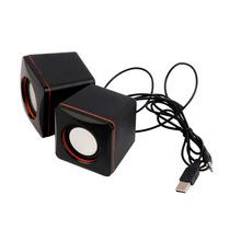 Mini Portable USB Audio Music Player Speaker for iPhone MP3 Laptop PC YKS