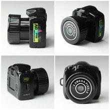 Invisible Mini Camera Y2000 480P HD Webcam Video Voice Recorder Micro Cam Smallest Camara DV Espia Digital Web Cam Free Shipping(China (Mainland))
